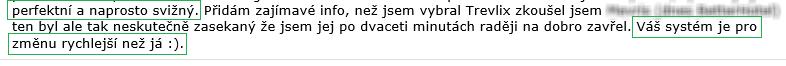 Reference Tomáš M.