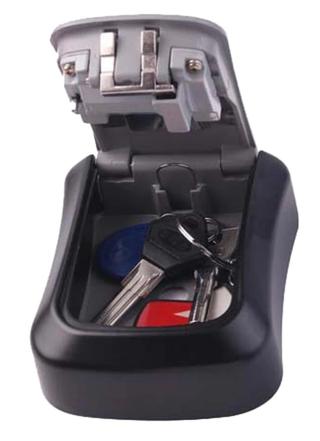 Box - vložit klíč